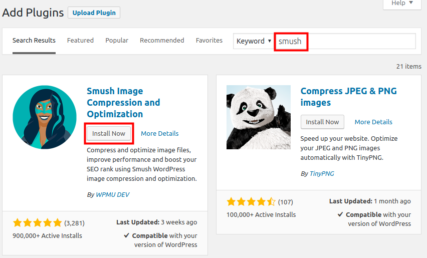 Plugin Optimasi Gambar Terbaik WordPress