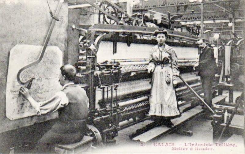 Sejarah Mesin Bordir Barudan