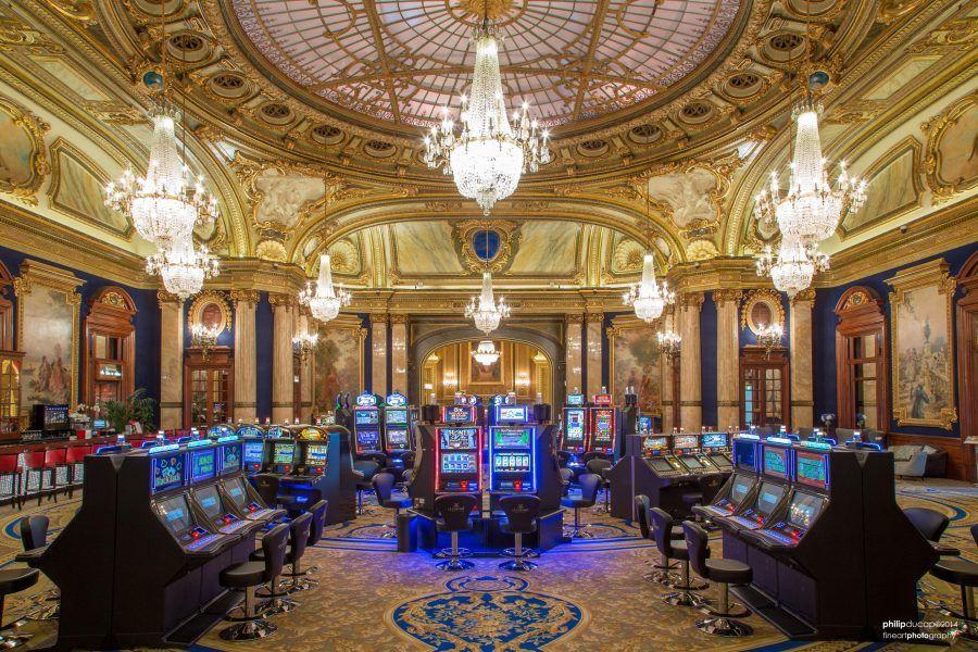 Kemewahan Monte Carlo