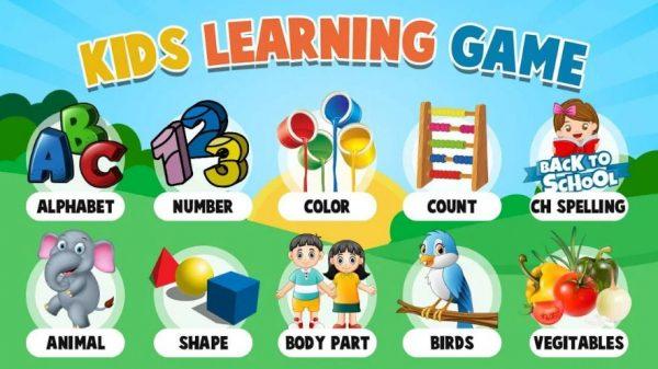 Game Untuk Anak Yang Cocok Sebagai Sarana Edukasi