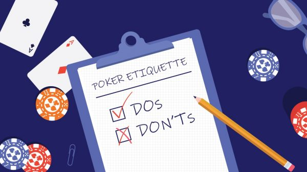 The Rules Of Playing Poker