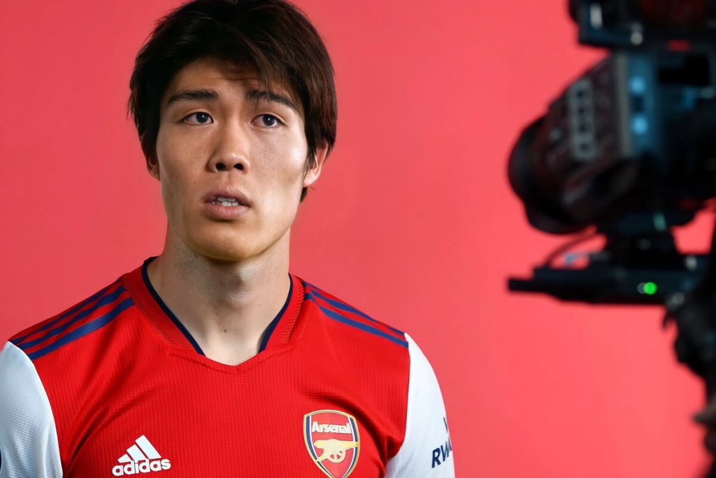 Signing Tomiyasu After The Interest of Hotspur